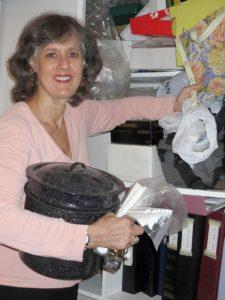 Janet Fishman of Hope Organizer, Inc.