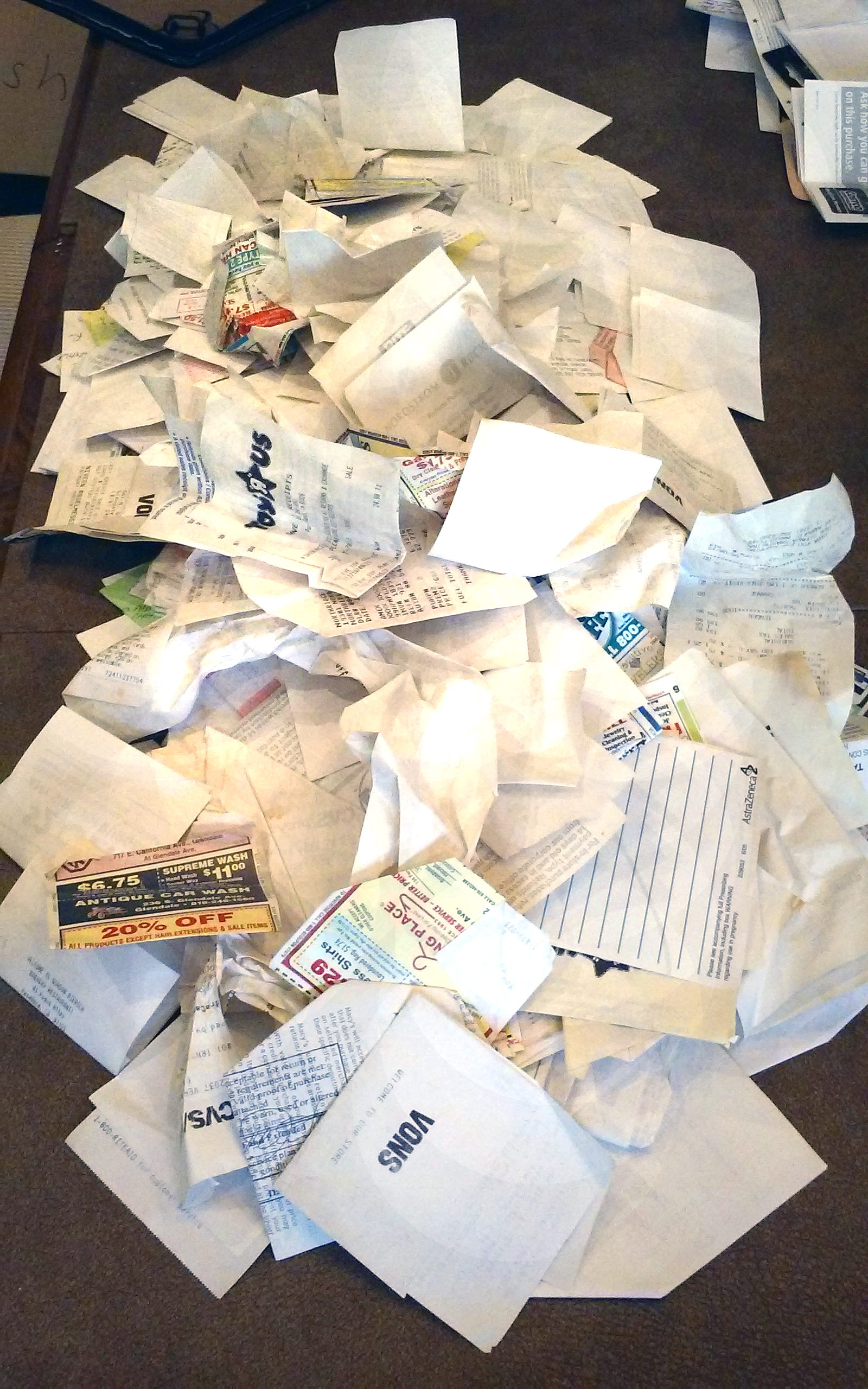 Work Samples - Hope Organizers, Inc. by Professional Organizer Janet Fishman, also known as the paper organizers, serves Los Angeles, Ventura, Santa Barbara, and Orange County, California. We offer paper management, daily money management, senior services, plus organizing and clutter management! http://www.hopeorganizers.com